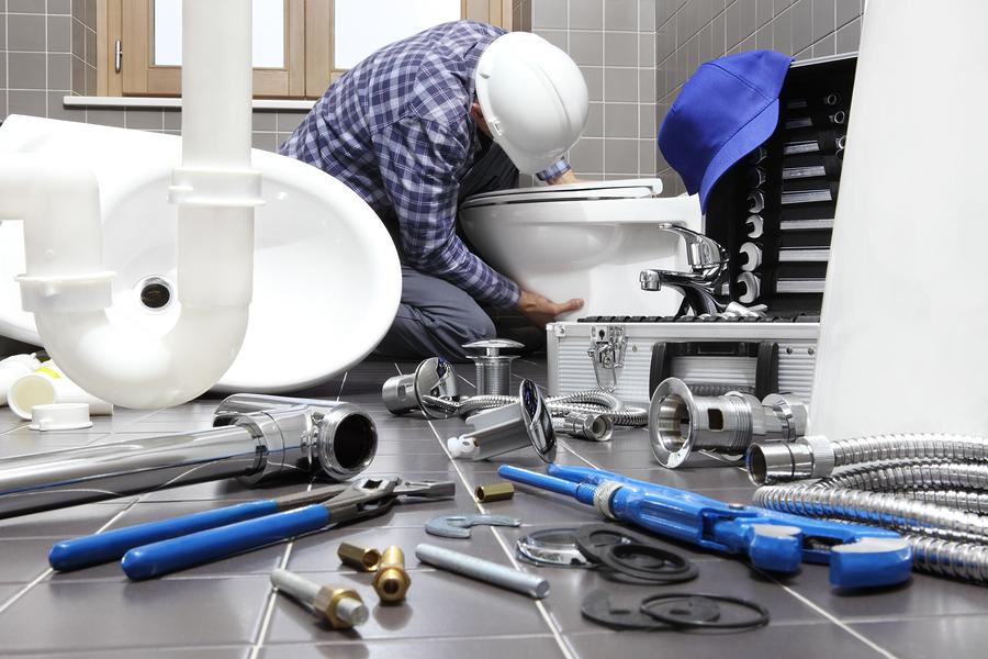 Réparer une fuite de robine